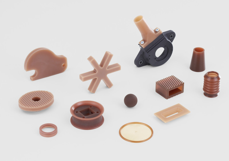 QUADRIGA Polyurethanes and more - Processing of polyurethanes to cast and moulding parts