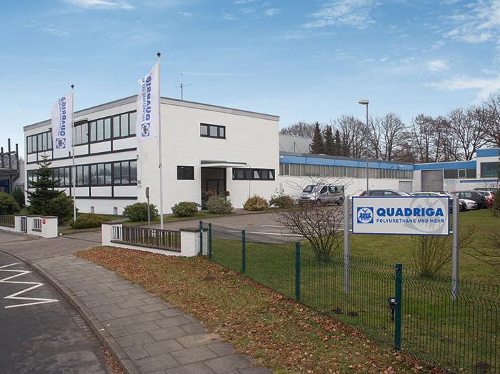 QUADRIGA Company building