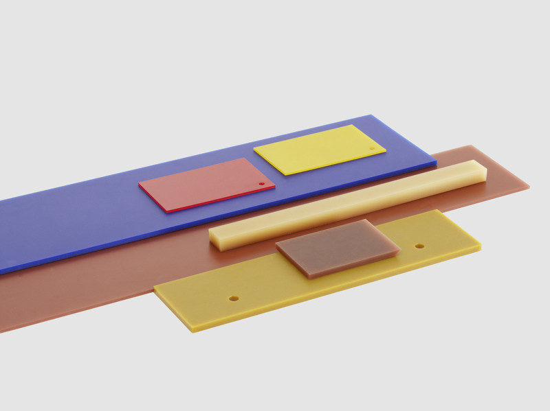 QUADRIGA Polyurethane plates (available from stock)